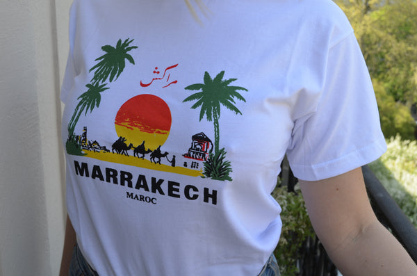 T-shirt Marrakech