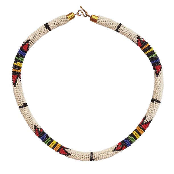 MAASAI NECKLACE - VIBE