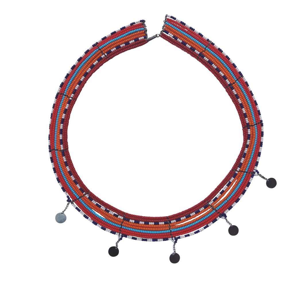 MAASAI NECKLACE - ETIKINYA