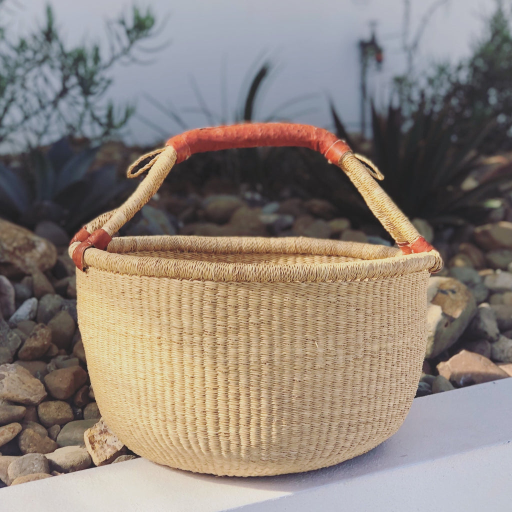 NATURAL  BASKET - XL