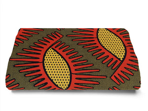 AFRICAN FABRICS AUSTRALIA -  ANKARA FABRIC - cotton material perfect for sewing quilting and patchwork - SUN GOD