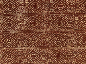 MUD CLOTH - DAKAR - RUST