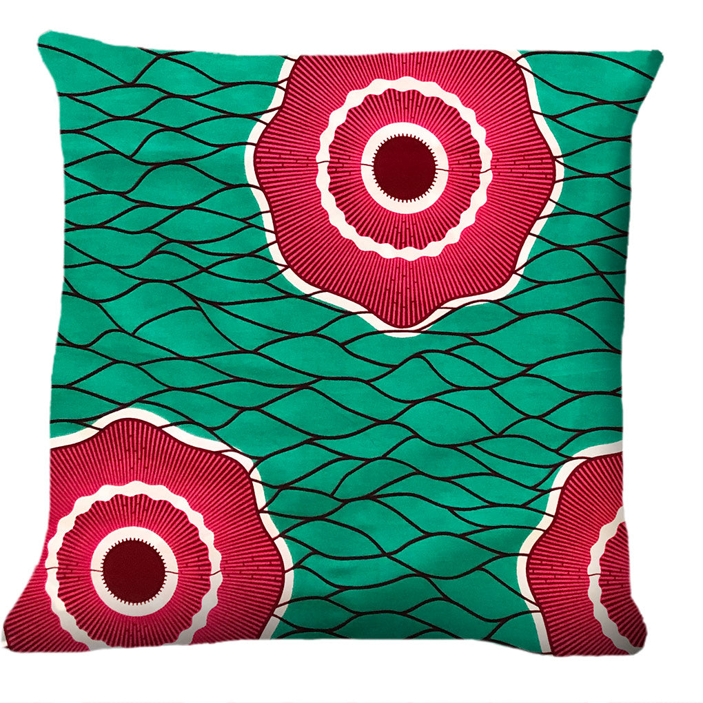 CUSHION - FUCHSIA