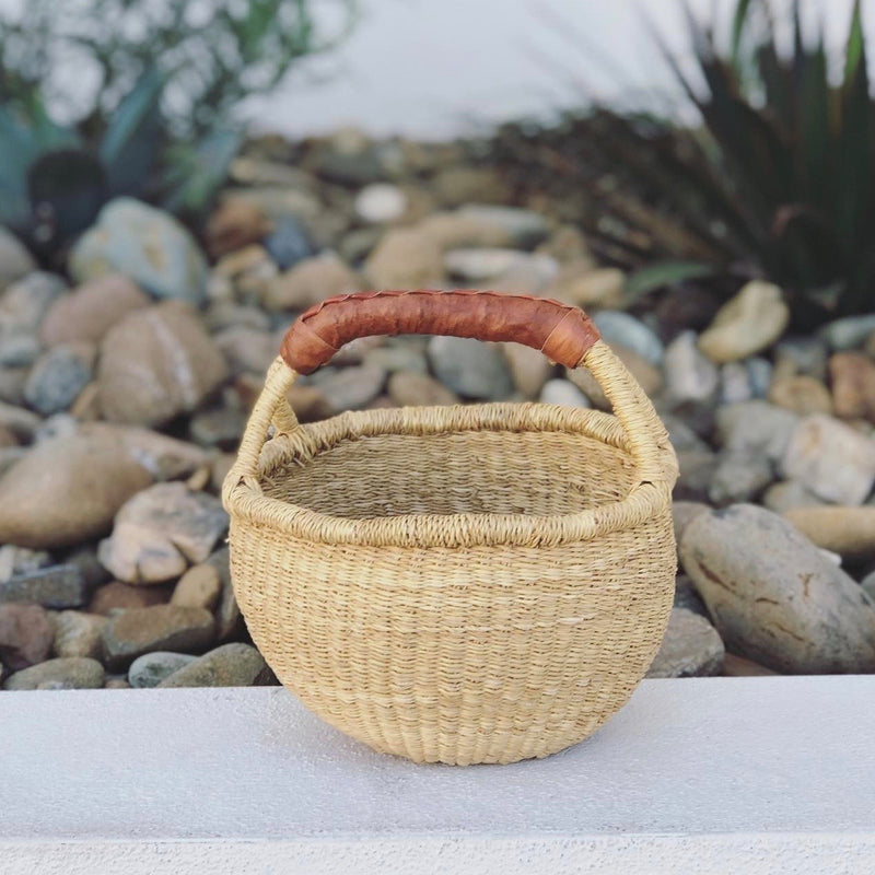 NATURAL BASKET - S