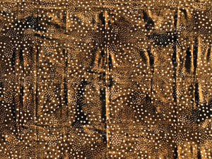 MUD CLOTH - CHEETAH - TAN