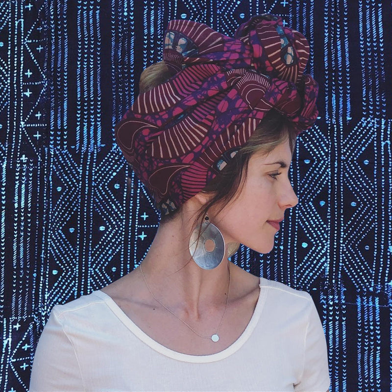 HEAD WRAP - FAN