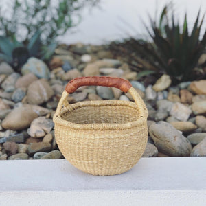 NATURAL BASKET - MINI