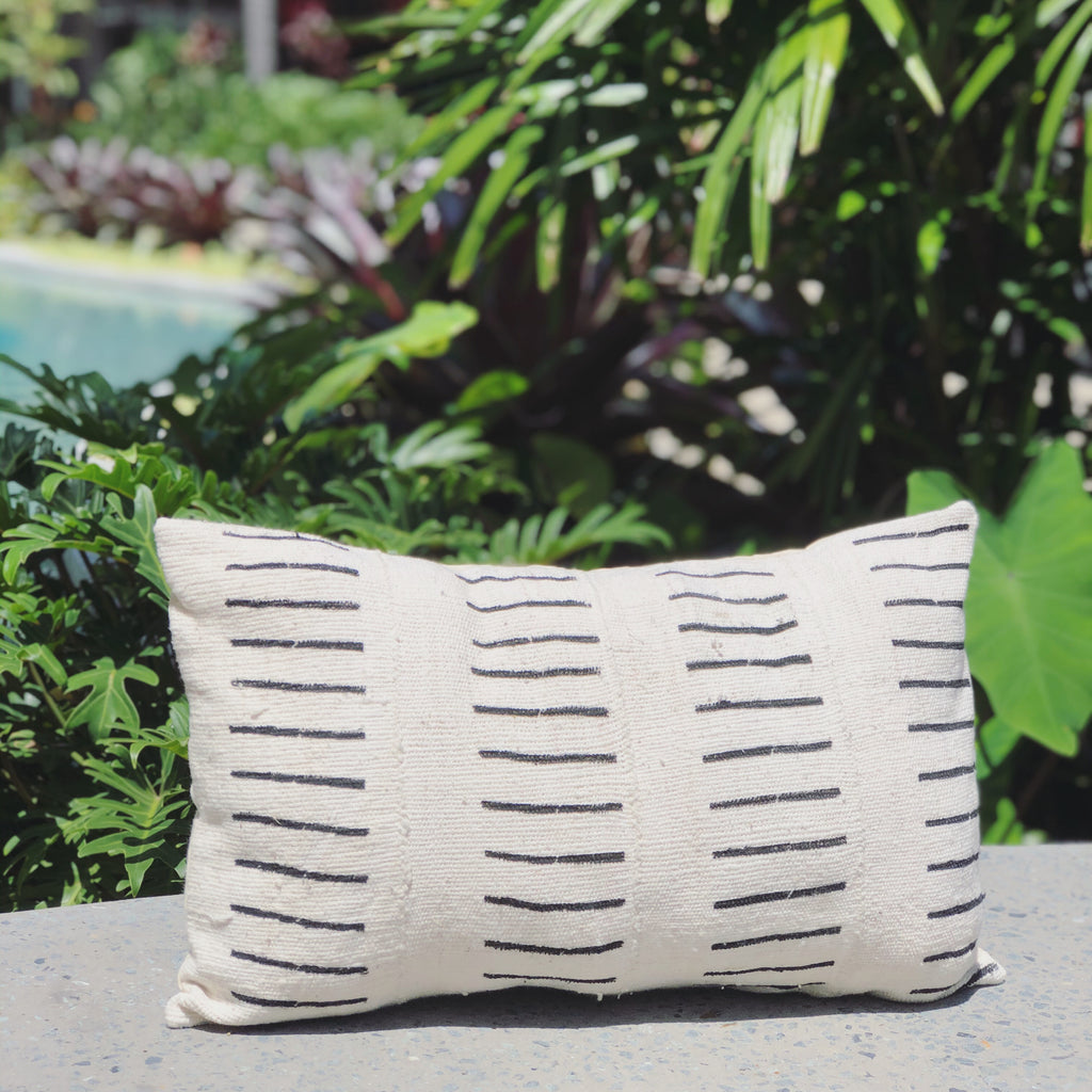 MUD CLOTH CUSHION - KOROLA