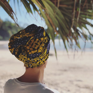 HEAD WRAP - SUNSHINE