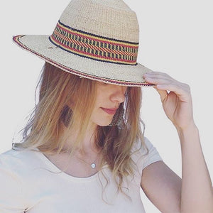 WOVEN HAT - JALO
