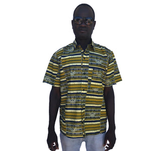 AFRICAN SHIRT - SENEGAL