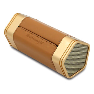 Gleeman Leatherweight wireless speaker
