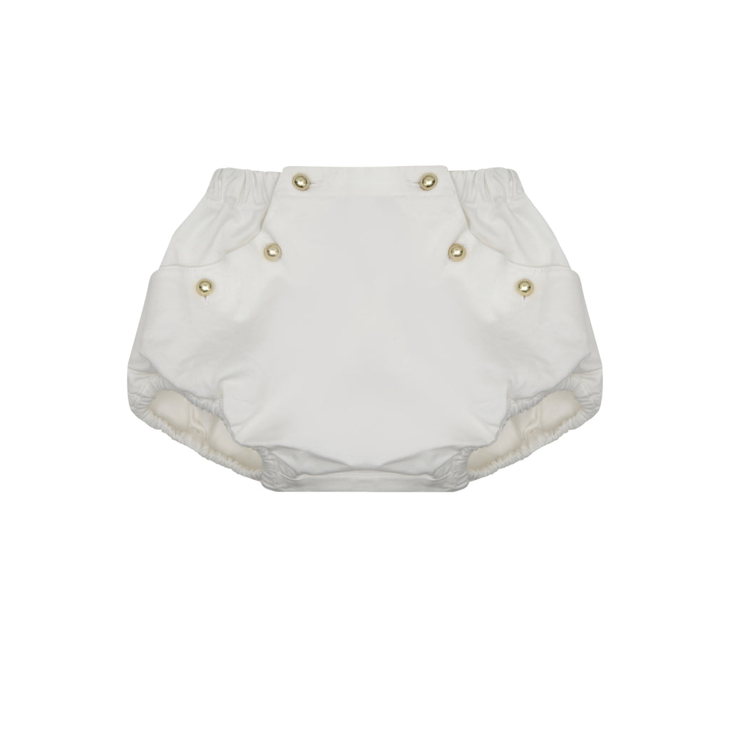 Clementine Button Front Shorts