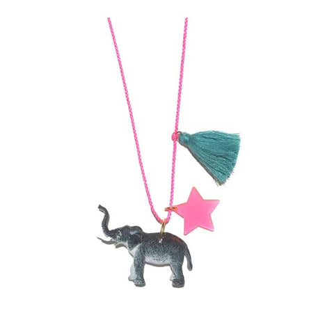 Elle The Elephant Necklace