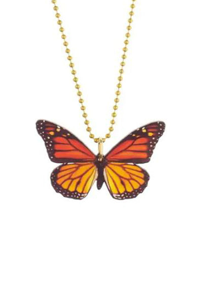 Gunner & Luxe Butterfly Necklace