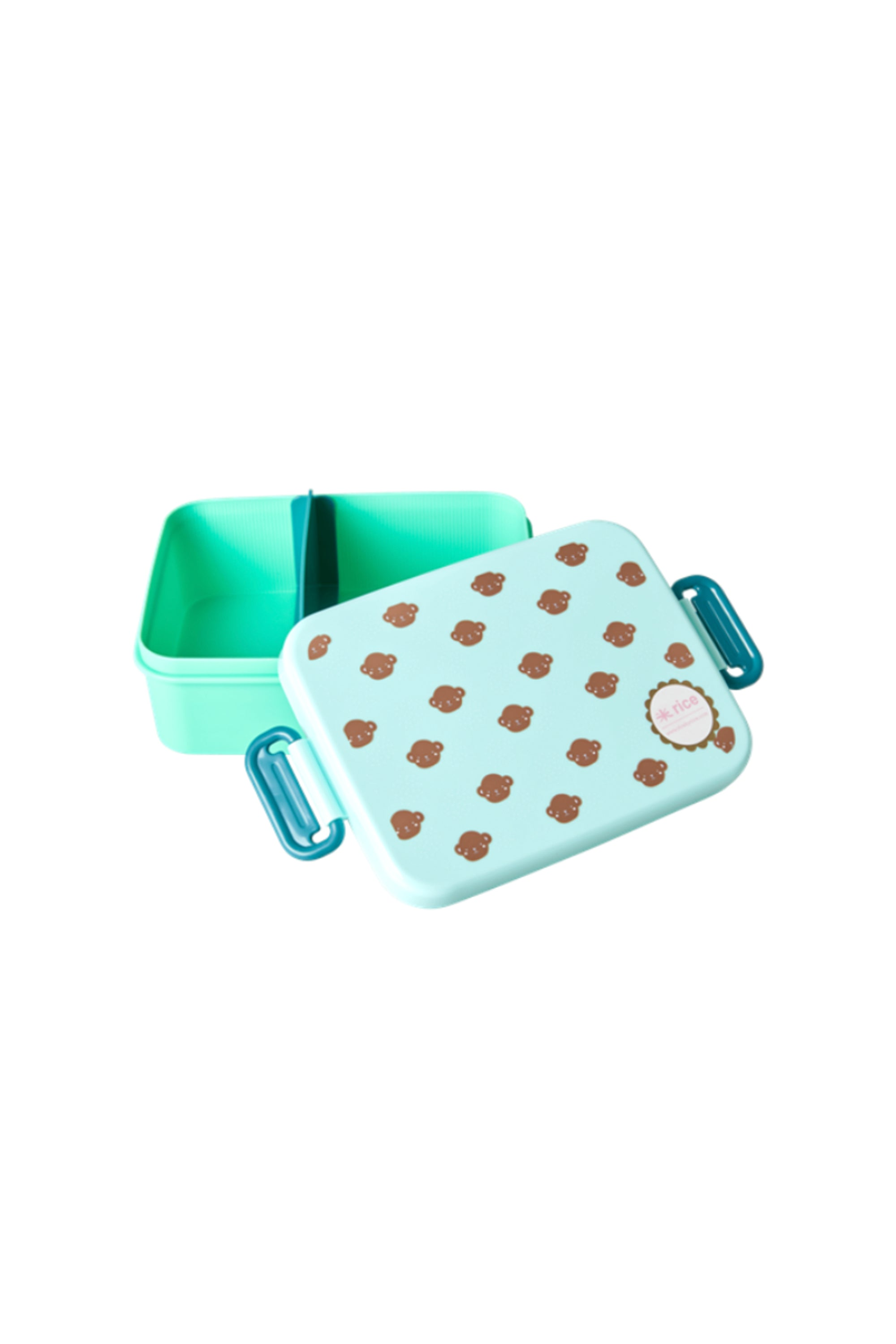 Monkey Print Lunchbox