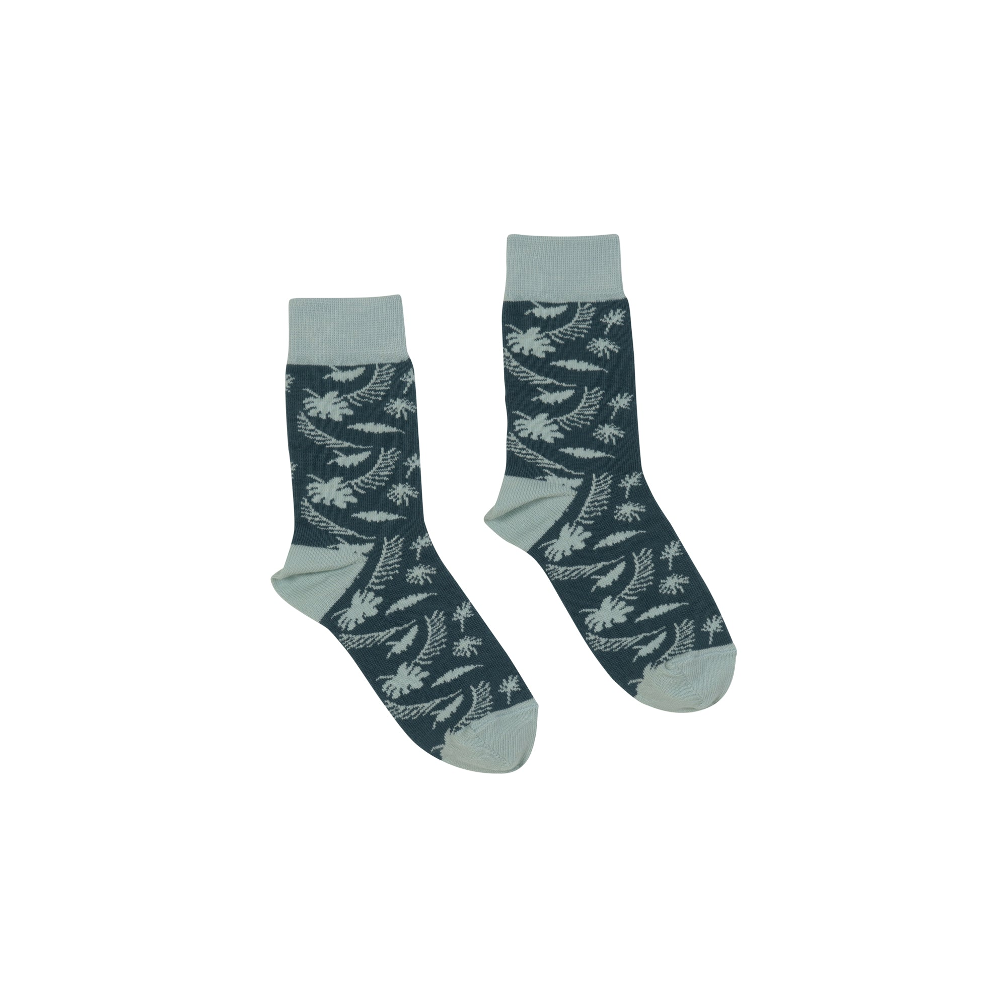 Phillip Socks (Green Leaf)