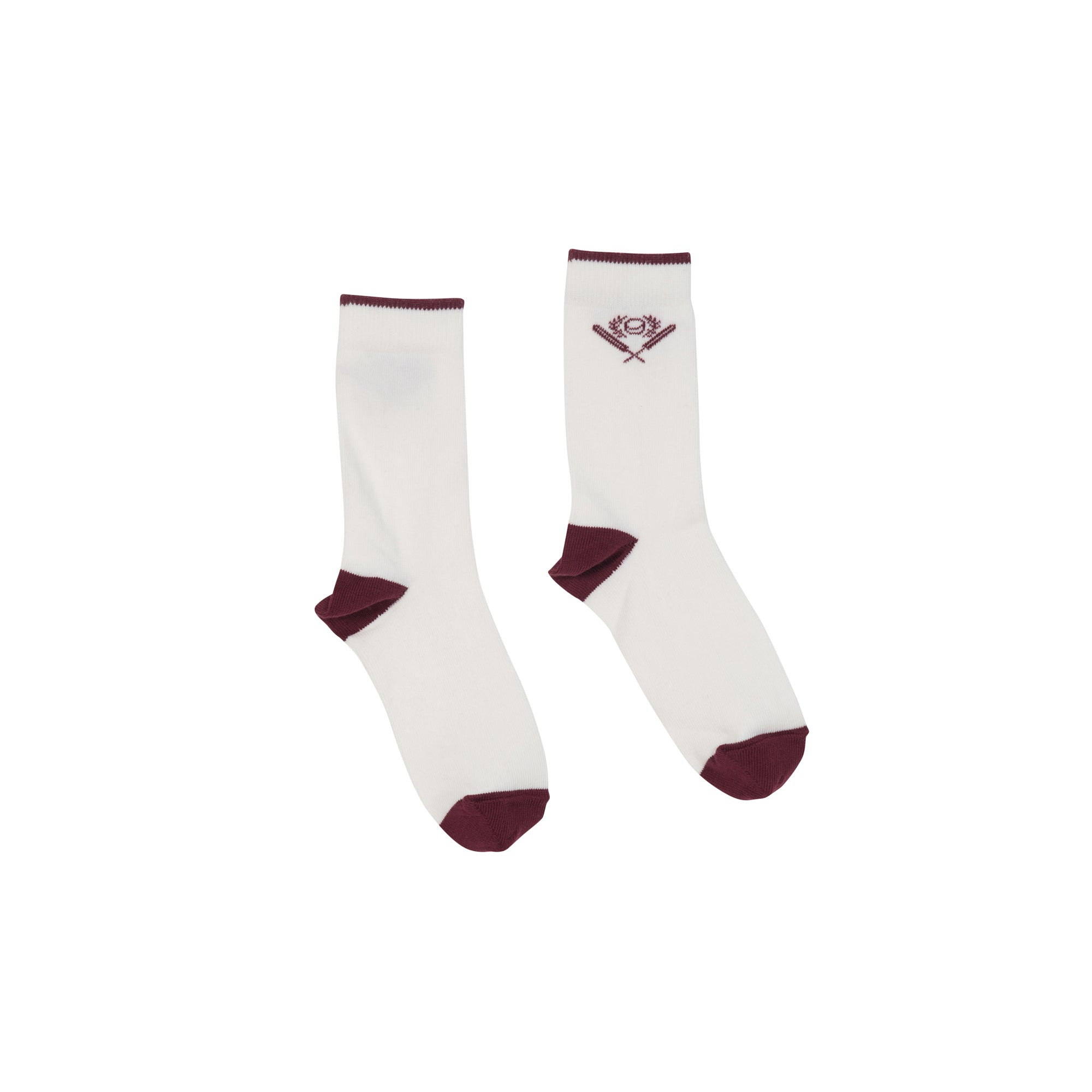 Phillip Socks (Milk & Brown)