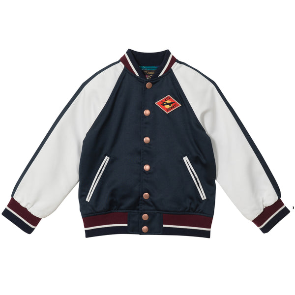 Arlo Baseball Jacket