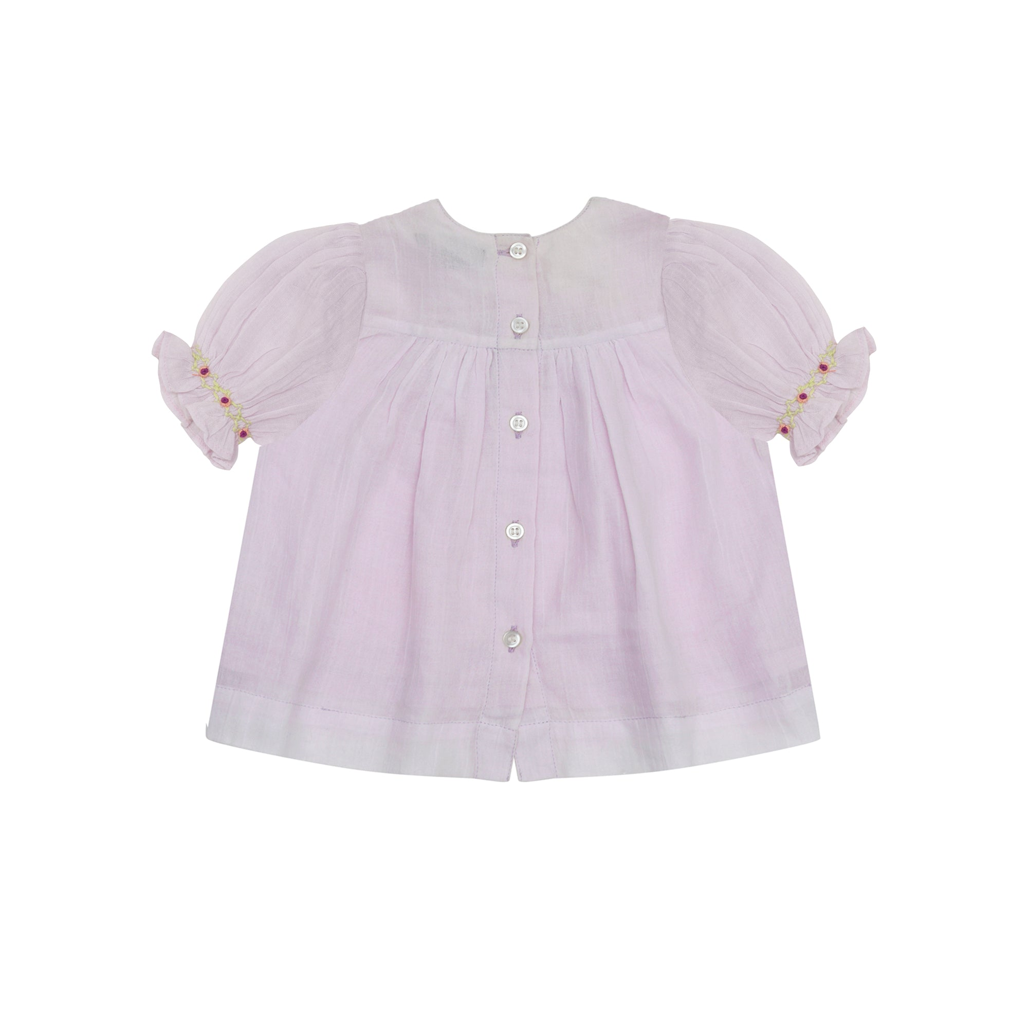 Peggy Embroidered Top