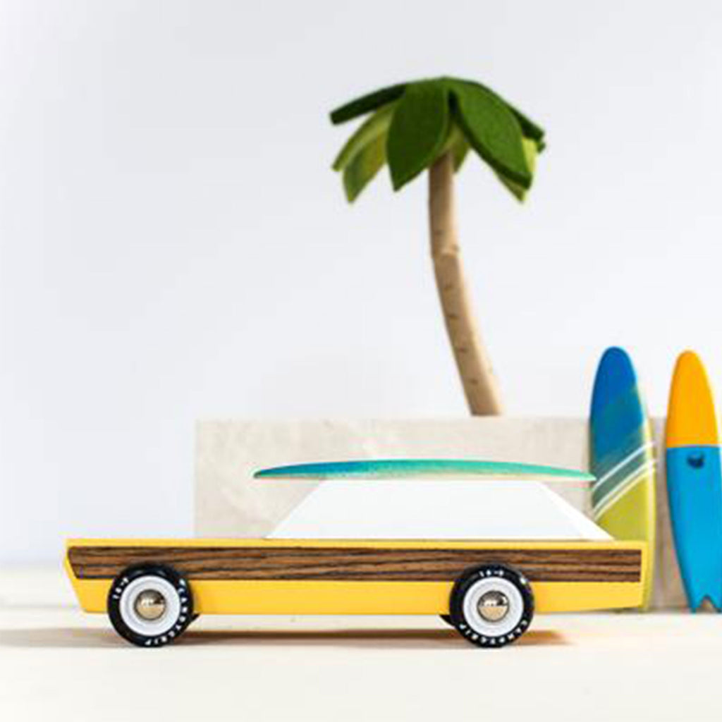 Woodie Toy Car