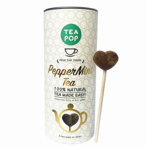 Peppermint Tea-Pop (6x sticks)