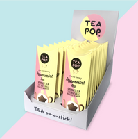 TP1-05 Peppermint TEA On-A-Stick! / 20x sticks tray / Wholesale Price