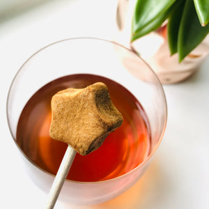 Winter Warmer Tea-Pop Sticks / 3 Delicious Blends / Dissolves In Water