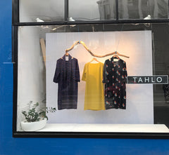 Tahlo shop window display - 44 Church Street, Hawthorn