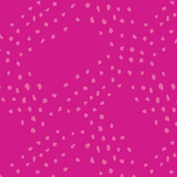 Pink fabric with dotted crosses print