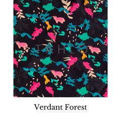 Verdant Forest Fabric Swatch