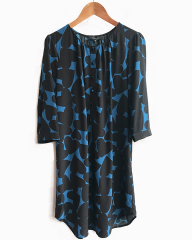 Ella Shirt Dress - Print