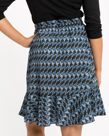 Fiesta Skirt - Midi Edit