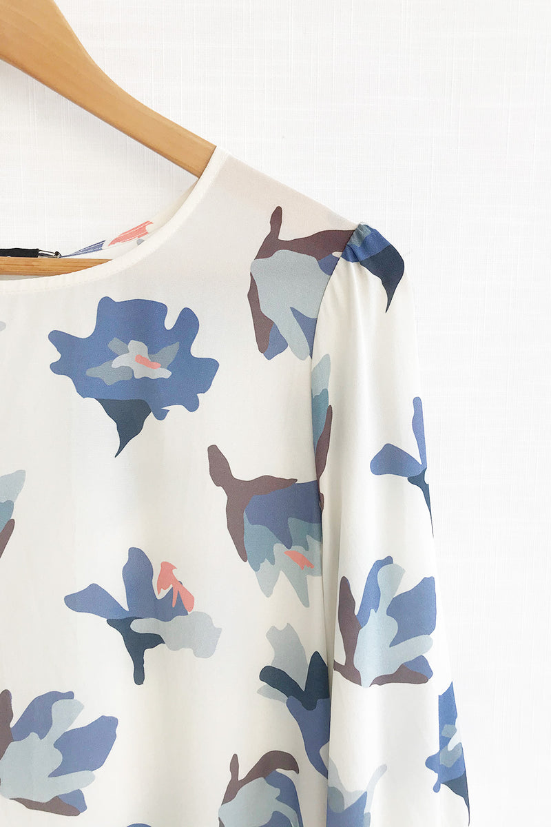 Pia Blouse - Silk