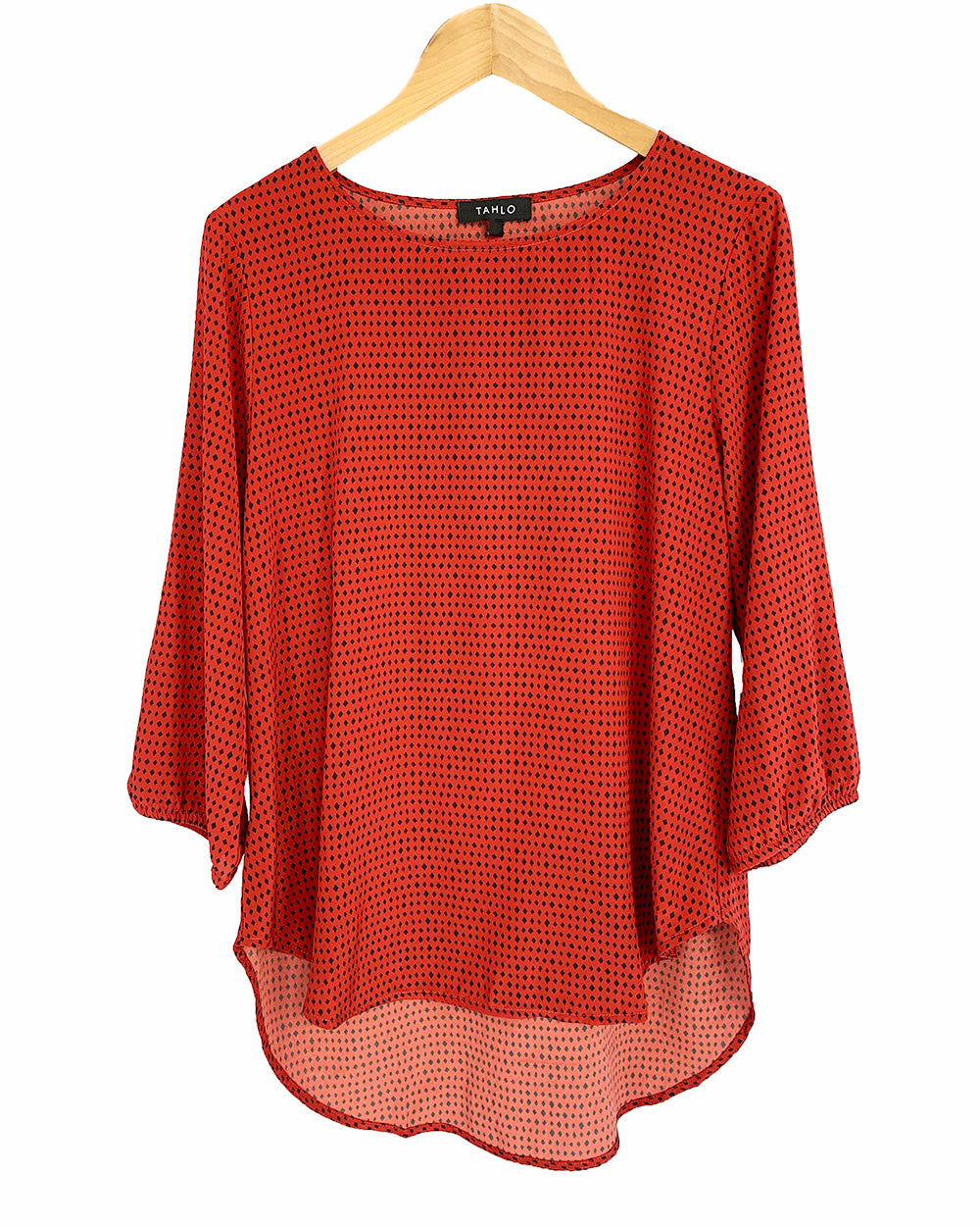 Pia Top - Relaxed Sleeve Edit