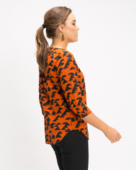 Pia Boatneck Top