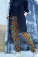 The Smith Silk Pant - Watson Petals