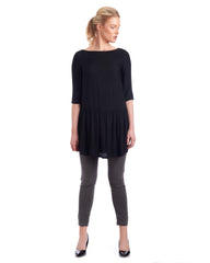 Tahlo: Drop waist tunic with relaxed silhouette