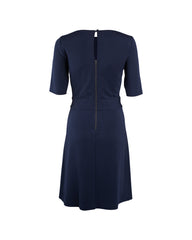 Perfect a-line dress for your work wardrobe