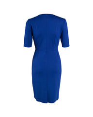 Customise this tulip dress to suit your body shape.