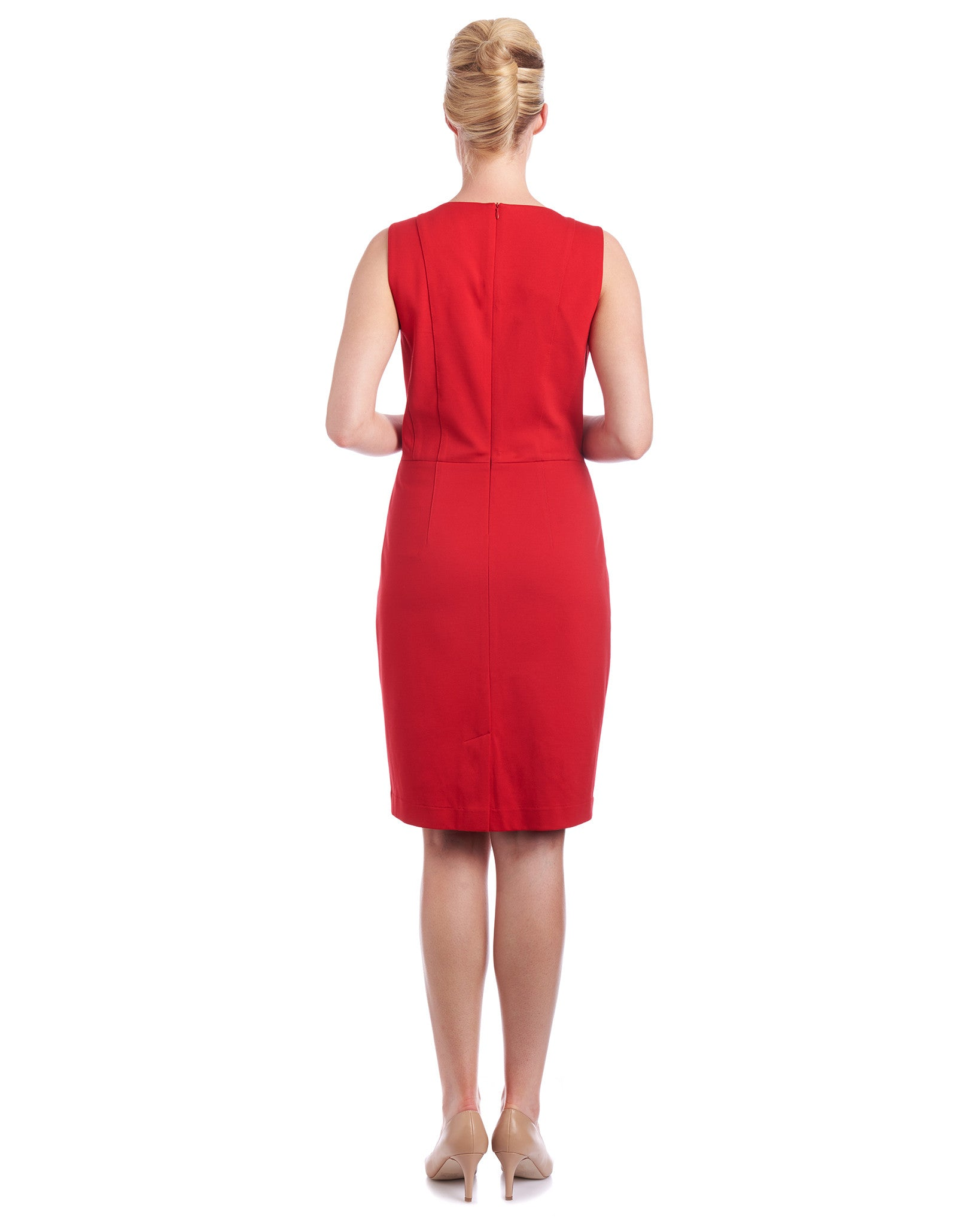 the tulip dress will flatter your body shape and have you feeling confident at work and play.