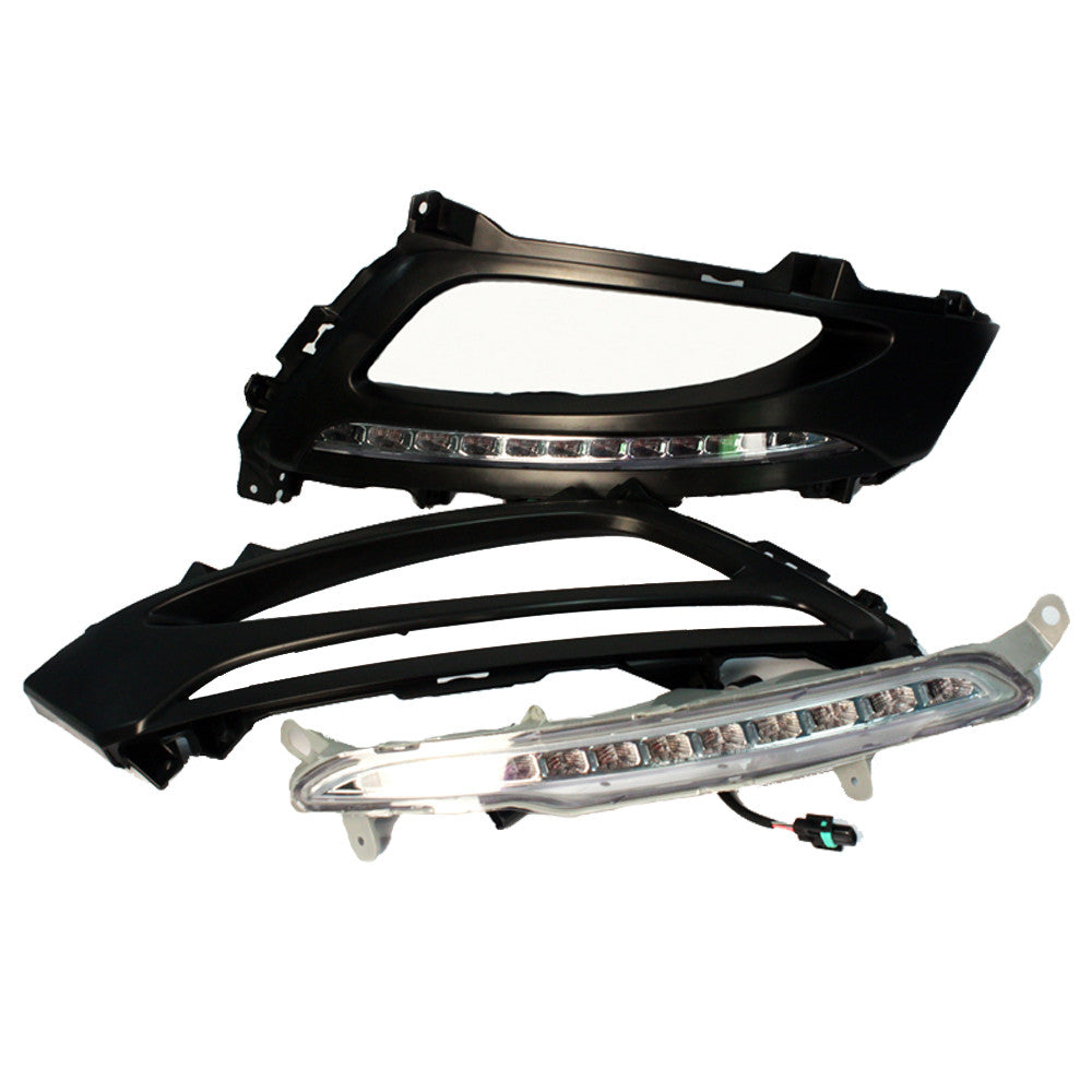 Car LED Daytime Running light DRL Fog Light For Kia Optima K5