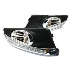 Car LED Daytime Running light DRL Fog Light For Chevrolet AVEO 2011~2013 - NIGHTEYE AUTO LIGHTING