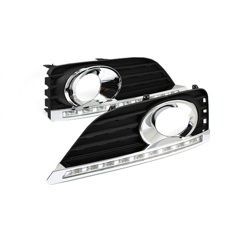 Car LED Daytime Running light DRL Fog Light For Toyota Camry 2012-2013
