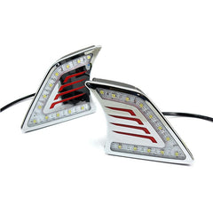 Car LED Daytime Running light DRL Fog Light For Toyota Hilux Vigo 2012 - NIGHTEYE AUTO LIGHTING