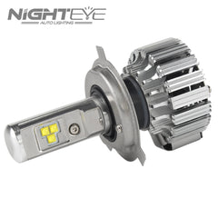2016 NIGHTEYE 9000LM 70W 6000K Car LED Headlights CREE Lumileds CSP LED Chips H4
