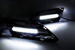 Car LED Daytime Running light DRL Fog Light For BMW 3 Series 2009-2012 - NIGHTEYE AUTO LIGHTING