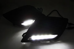 Car LED Daytime Running light DRL Fog Light For Volvo XC60 2011~2012 - NIGHTEYE AUTO LIGHTING