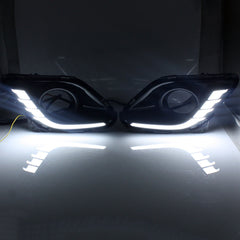 Car LED Daytime Running light DRL Fog Light For Mazda 6 Atezi 2013-2015 - NIGHTEYE AUTO LIGHTING
