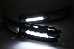 Car LED Daytime Running light DRL Fog Light For Audi A6L 2011-2012 - NIGHTEYE AUTO LIGHTING